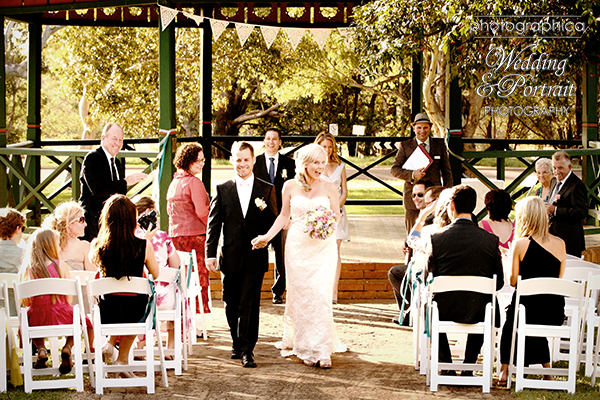Iain & Amanda, Guildford WA Wedding, Perth