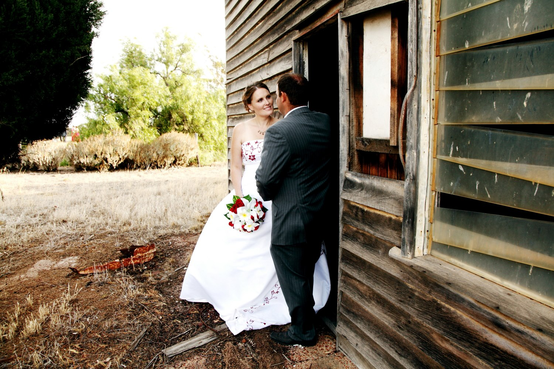 Photographica Wheatbelt Wedding Photography
