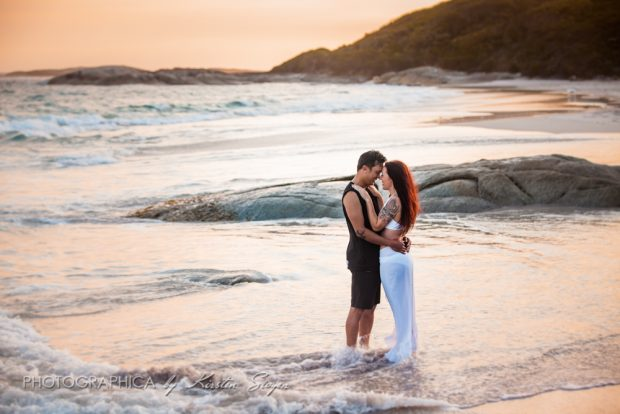 Wedding Photographer, Denmark WA . Image © Kirsten Sivyer Photographica